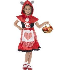 Miss Roodkapje Kostuum, Kind