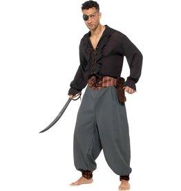 Piratenbroek, Grijs