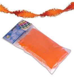 Crêpeslinger Oranje (6m)