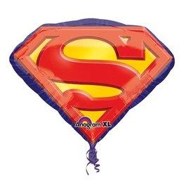Folieballon Superman SuperShape