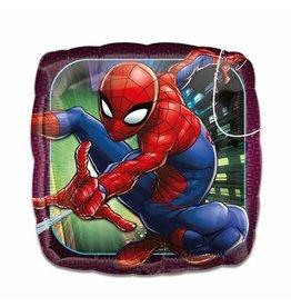 Folieballon Spiderman (43cm)