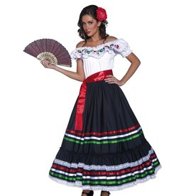 Authentiek Western Sexy Dames Kostuum