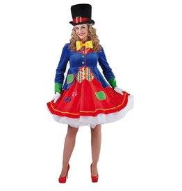 Clown Meisje Lucky