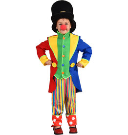 Clown Komiek, Kind
