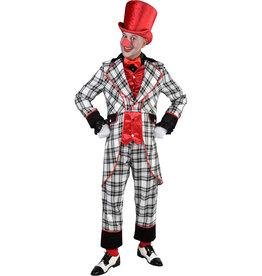 Clown Ruit Zwart/Wit