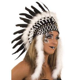 Veren Hoofdtooi Blackfoot