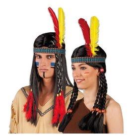 Indianentooi met 2 Veren