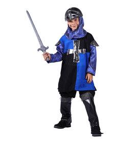 Ridder Zwart-Blauw, Kind