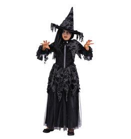 Kostuum de Dood Meisje, Zwart