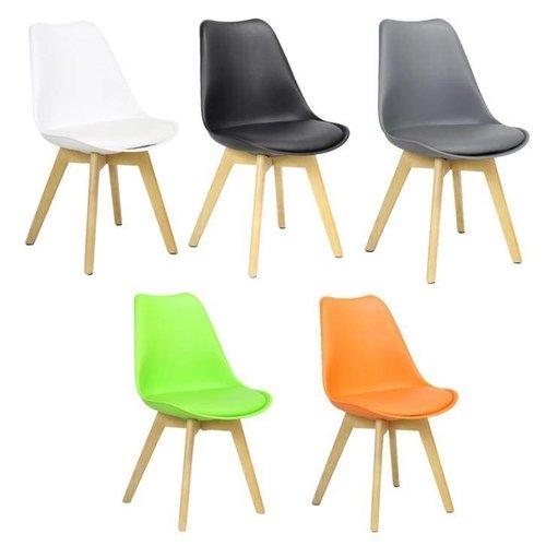 Het Landhuys Woody chair in 6 colors