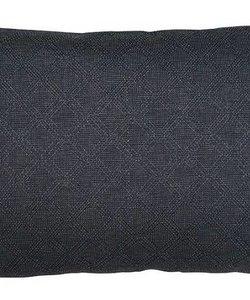Sierkussenhoes Pien blauw-grijs (40 x 60 cm)
