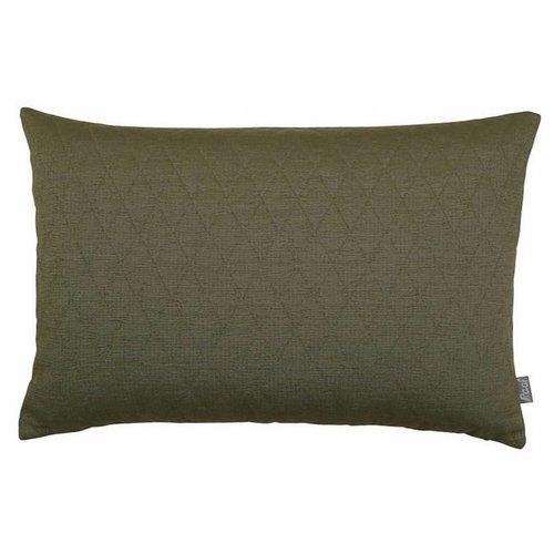 Raaf Cushion reptiel green  (40x60cm)  - Copy