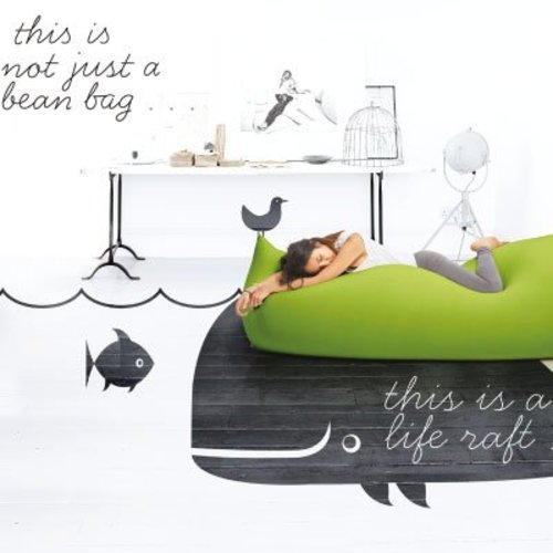 Terapy ergonomische zitzakken en accessoires