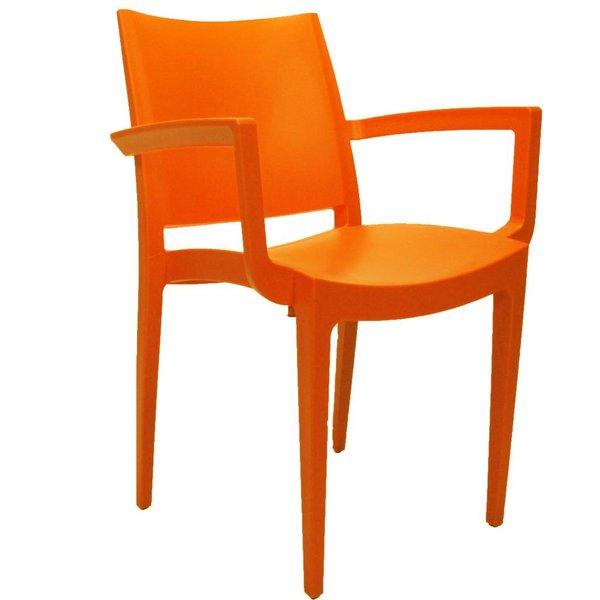 Design tuin/terrasstoel Veloso in 8 kleuren
