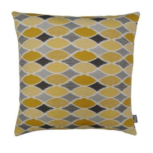 Raaf Cushion cover Ufo yellow 35 x50  and 50 x50cm