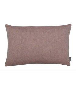 Sierkussenhoes Wol roze (35x50)