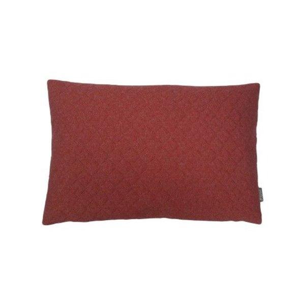 Sierkussenhoes Fee zacht rood 35x50
