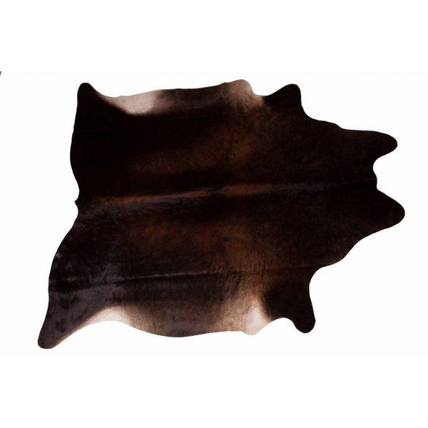 Koeienhuid Dark Choco 200 x 140 cm
