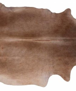 Cowhide brown mix 200 x 140 cm