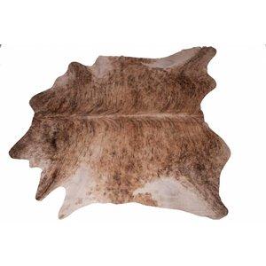 Het Landhuys Cowhide Sand / Gray 200 x 140 cm