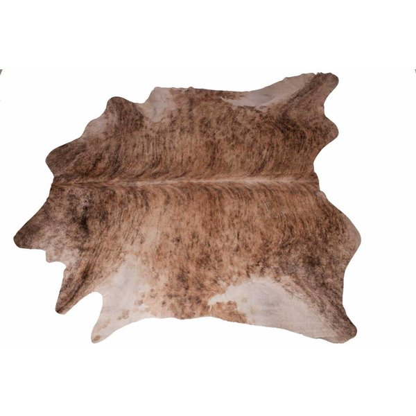 Cowhide Sand / Gray 200 x 140 cm