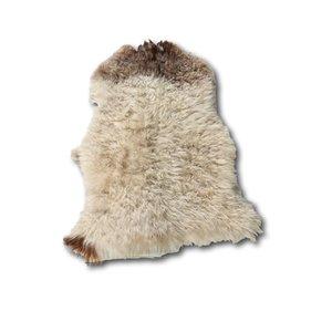 Het Landhuys Curly Sheepskin Brown Heads