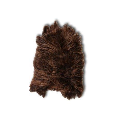 Het Landhuys Icelandic sheepskin - Chestnut