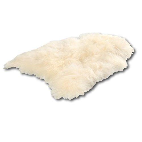 Het Landhuys IJslandse schapenvacht wit