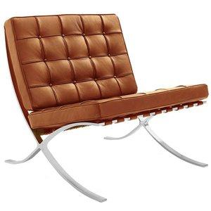 Het Landhuys Design - Barcelona chair cognac