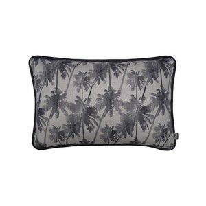 Raaf Sierkussenhoes Palm Spring grijs 40x60 cm