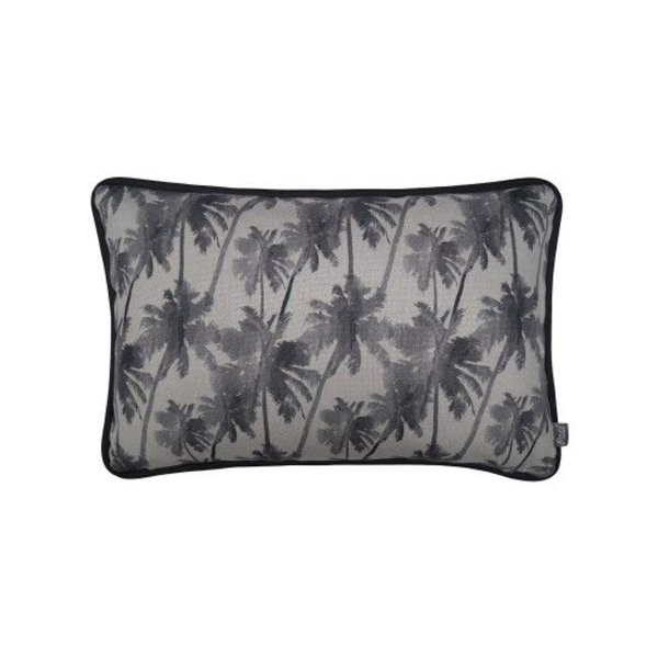 Sierkussenhoes Palm Spring grijs 40x60 cm