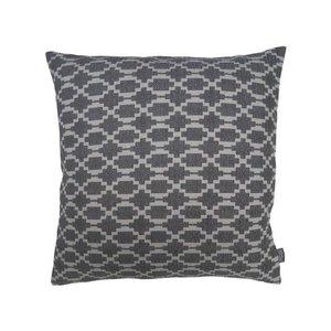 Raaf Throw pillow cover Lindy gray