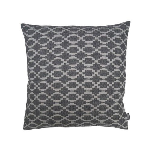 Raaf Throw pillow cover Lindy gray