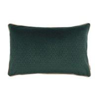 Sierkussenhoes Joyce groen 40x60 cm