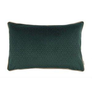 Raaf Sierkussenhoes Joyce groen 40x60 cm