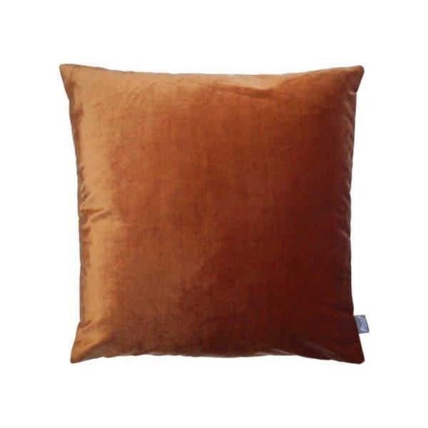 Sierkussenhoes LUX oranje  50 x 50 cm