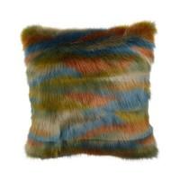 Decorative cushion cover Happy multi