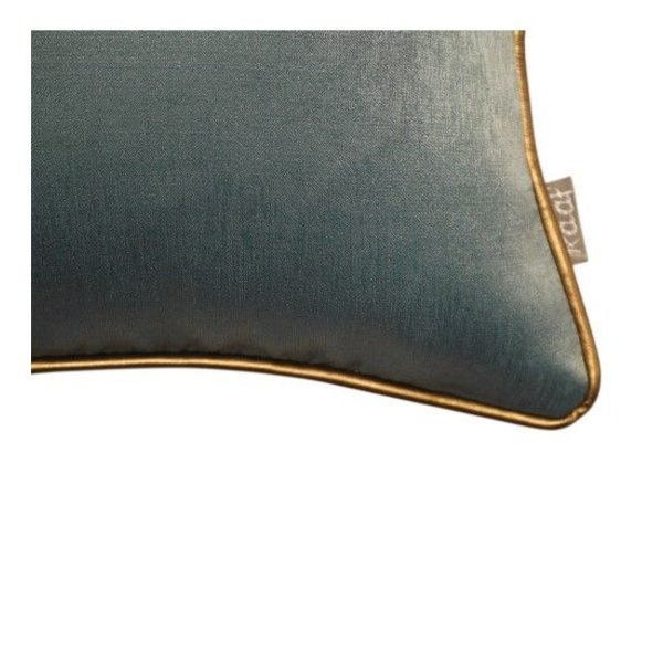 Decorative cushion cover Porsche blue 40x60 cm