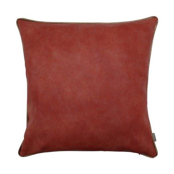 Decorative cushion cover Elephant coral 50x50 cm