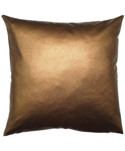 Throw pillow cover Monique copper