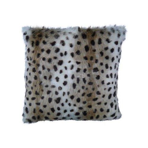 Raaf Throw pillow cover Hyena brown