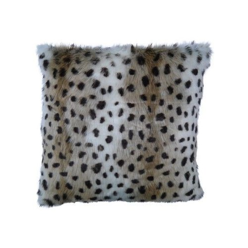 Raaf Throw pillow cover Hyena brown