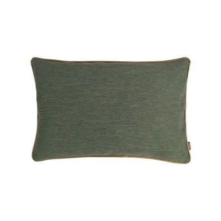 Raaf Sierkussenhoes Ilse groen 40x60 cm