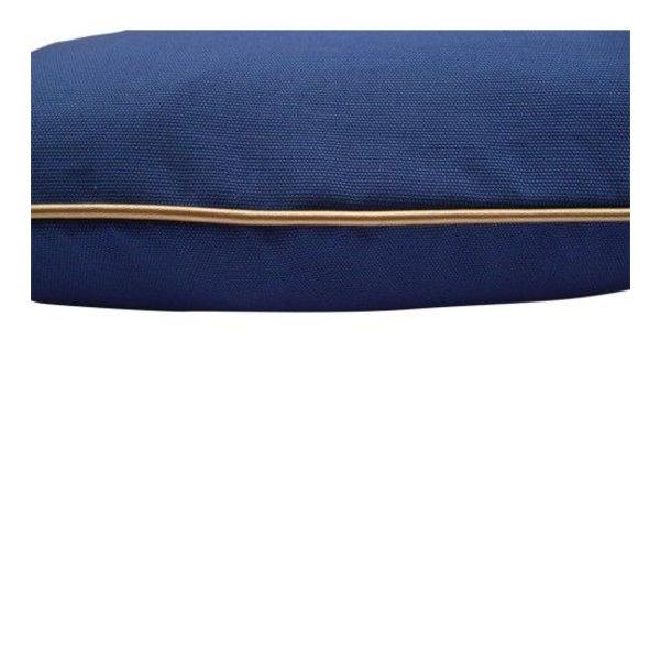 Throw pillow cover Keizer blue 40x60 cm