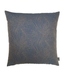 Throw pillow cover Lauffer blue 50x50 cm