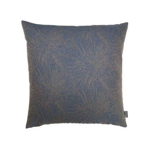Raaf Sierkussenhoes Lauffer blauw 50x50 cm