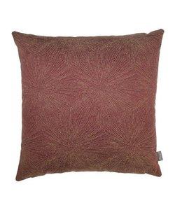 Sierkussenhoes Lauffer rood 50x50 cm