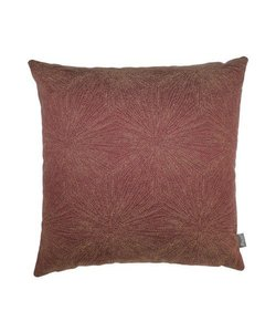 Throw pillow cover Lauffer red 50x50 cm