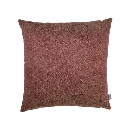 Raaf Sierkussenhoes Lauffer rood 50x50 cm