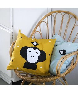 Children's pillow APENKOP | Ocher